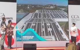 Komitmen Gunakan Energi Terbarukan, Coca-Cola Bergabung dengan RE100