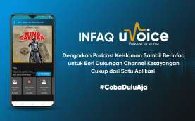 Hadirkan Uvoice, Aplikasi Umma Ajak Upgrade Iman di Bulan Ramadan