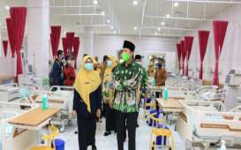 RSUD Bangil Dilengkapi 36 Mesin Instalasi Hemodialisis