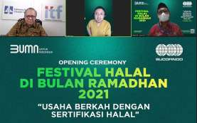 Ramadan, IHLC: Momentum Hijrah ke Gaya Hidup Berbasis Halal