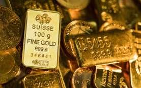 Obligasi dan Dolar AS Melemah, Giliran Emas Naik ke Posisi Tertinggi 7 Pekan