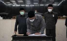 Ridwan Kamil Teken Persetujuan Dua Calon Daerah Persiapan Otonom Baru
