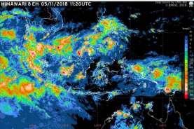 Waspadai Cuaca Ekstrim di Bali Malam Ini