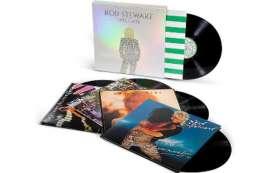 Beri Penghormatan untuk Glasgow Celtic, Rod Stewart Rilis Vinyl Edisi Khusus