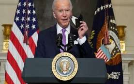 Joe Biden Petimbangkan Dampak Sanksi AS terhadap Rusia