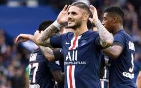 PSG Menang Dramatis vs St. Etienne, Jaga Asa Juara Liga Prancis