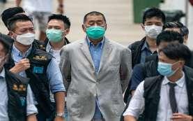 Taipan Media Hong Kong Jimmy Lai Dijatuhi Hukuman Penjara