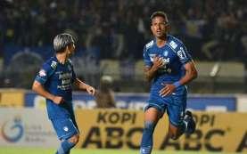 Persib Vs PS Sleman Leg Kedua, Wander Luiz: Tidak Akan Mudah