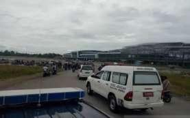 KKB Diduga Aniaya Tukang Bakso di Sugapa, Kabupaten Intan Jaya