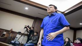 Baru Dibebaskan MA, KPK Cegah Advokat Lucas Ke Luar Negeri