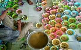 Bubur India, Kuliner Khas Ramadan Masjid Pekojan Semarang