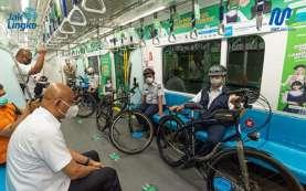 Akses Sepeda Non Lipat, MRT Lakukan Sejumlah Perbaikan