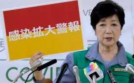 Infeksi Meningkat, Tokyo Siap-siap Terapkan Status Darurat Covid-19