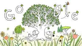 Google Doodle Hari Ini (22/4) Peringati Hari Bumi 2021