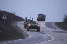 Tarik Pasukan dari Perbatasan Ukraina, Rusia: Tujuan Inspeksi Tercapai