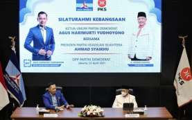 Bertemu AHY, Presiden PKS Ajak Demokrat Tolak Terorisme & Penodaan Agama