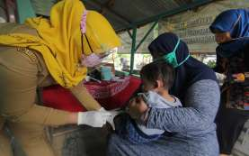 Imunisasi Tak Capai Target, Ahli Khawatir Wabah Muncul Lagi