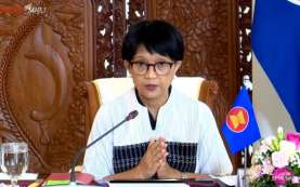 Menlu Retno Marsudi: Asean Bertekad Bantu Myanmar Keluar dari Situasi Rumit