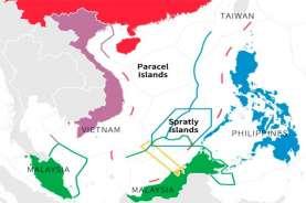 Tumpang Tindih Klaim Perairan, Jokowi Minta Vietnam Percepat Perundingan