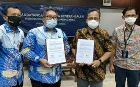 Kolaborasi BUMN Pelindo III & Indra Karya, Ini Bidang Kerja Samanya