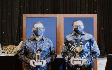 Polytama Sabet Dua Penghargaan Top CSR Awards 2021