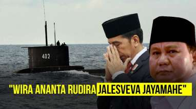 TNI Bakal Investigasi Tragedi Nanggala 402