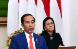 Terus Naik, Utang Pemerintahan Jokowi Tembus Rp6.445 Triliun per Maret 2021