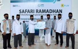 Baitul Mal PLN Riau Kepri Salurkan 1.675 Paket Sembako di Riau dan Kepri