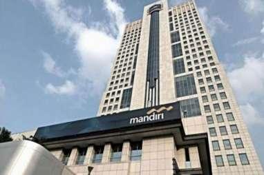 Wah, Aset Bank Mandiri (BMRI) Tembus Rp1.584 Triliun