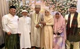 UAS Resmi Menikah Lagi, Ini Foto Pernikahannya