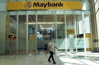 Maybank (BNII) Raih Laba Sebelum Pajak Rp501 Miliar pada Kuartal I/2021