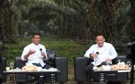 PTPN V Sukses Bangun Kebun dengan Produktivitas Sawit Muda Tertinggi di Indonesia