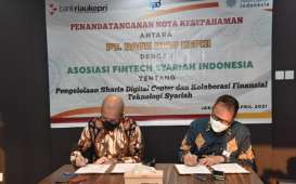 Kembangkan Bisnis Digital Syariah, Bank Riau Kepri Gandeng AFSI