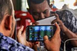 PENGEMBANGAN INDUSTRI KREATIF : Gim Lokal Incar Pasar Global
