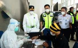 Larangan Mudik, Ada Pemeriksaan Acak Antigen di Tol Pekanbaru-Dumai