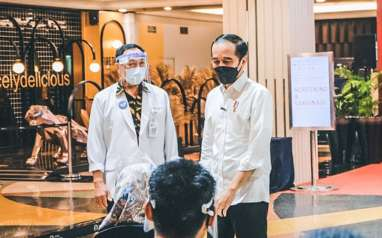 Mayapada Hospital Vaksinasi Covid-19 untuk UMKM & Pekerja Ritel