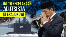 Ini 16 Daftar Kecelakaan Alutsista di Era Jokowi, Perlu Modernisasi?