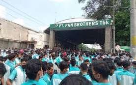 Pan Brothers (PBRX) Konfirmasi Soal Demo Pekerja Akibat Disinformasi THR