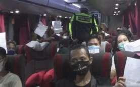 Mudik Dilarang: Ini Sanksi untuk Penumpang, Operator, Travel Gelap