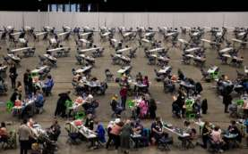 Indonesia Didorong Jadi Co-Sponsor Proposal Pengabaian Paten Vaksin di WTO