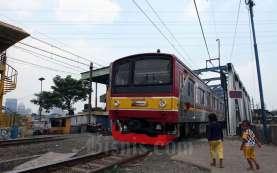 KAI Commuter Evaluasi Pembatasan Operasional Stasiun Tanah Abang