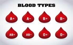 Penting Tahu, Golongan Darah Berkaitan dengan Risiko Penyakit Tertentu. Cek di Sini