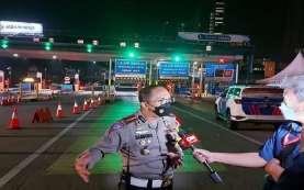 Hari Pertama Larangan Mudik, 1.258 Kendaraan Diperintahkan Putar Balik