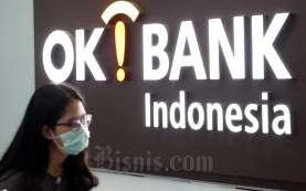 Ada PPKM, Bank Oke (DNAR) Tutup Sementara Satu Kantor Cabang