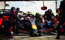 Verstappen Tercepat di FP3 GP Spanyol, Ferrari Urutan Tiga-Empat