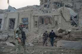 Ibu Kota Afganistan Diguncang Ledakan Bom, Sedikitnya 40 Orang Tewas