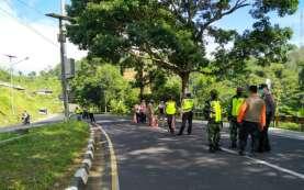 Larangan Mudik: Bandung - Tasikmalaya Lancar, Penyekatan Dilakukan di Gentong