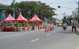 Jalur Pantura Cirebon Lancar, Dominasi Kendaraan Lokal dan tak Ada Penyekatan
