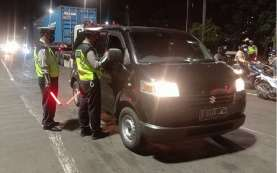 3 Hari Mudik Dilarang, 245.000 Kendaraan Meninggalkan Jabotabek
