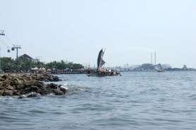 Cara Kemenhub Awasi Perairan Teluk Jakarta Selama Pelarangan Mudik